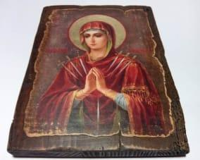 Икона Семистрельной Божьей Матери