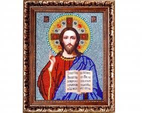 Иконы Спасителя Иисуса Христа бисером –  Магазин Икон | Фотография 2