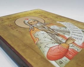 Ікона Святий Пророк Захарій