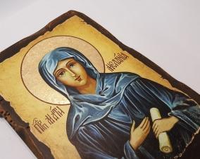 Икона Мелании Римляныни –  Магазин Икон | Фотография 3