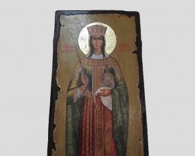 Мерная Икона Святой Тамары