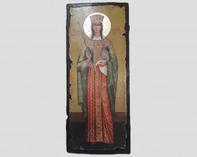 Мерная Икона Святой Тамары –  Магазин Икон | Фотография 1
