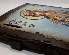 Икона Святой Варвары