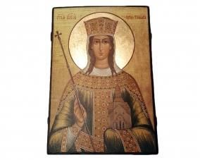 Икона Святой Тамары Покровительницы