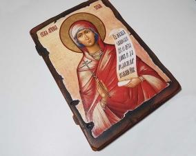 Икона Святой мученицы Татьяны –  Магазин Икон | Фотография 3