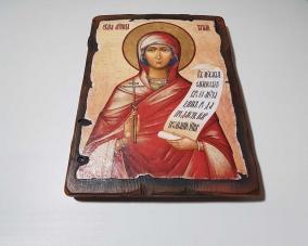 Икона Святой мученицы Татьяны –  Магазин Икон | Фотография 2