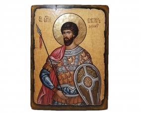 Икона Святого Виктора –  Магазин Икон | Фотография 4