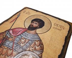 Икона Святого Виктора –  Магазин Икон | Фотография 5