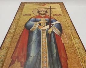 Икона равноапостольного царя Константина –  Магазин Икон | Фотография 3