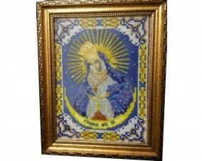Иконы Святых бисером
