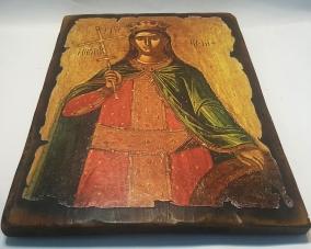 Икона Святой великомученицы Екатерины –  Магазин Икон | Фотография 3