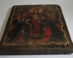 Киево-Печерская икона Божьей матери