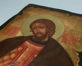 Икона Святого Александра Невского