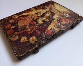 Ікона Нев'янучий цвіт ручної роботи