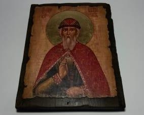 Ікона Святого Володимира ручної роботи