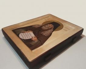Икона Святого Льва Оптинского –  Магазин Икон | Фотография 4