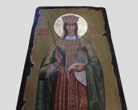 Мерная Икона Святой Тамары –  Магазин Икон | Фотография 2