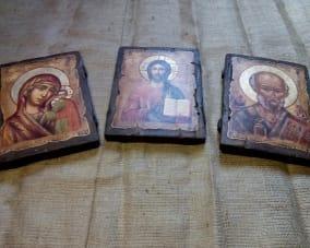 Иконы для Дома ручной работы