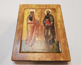 Икона Петра и Павла –  Магазин Икон | Фотография 7