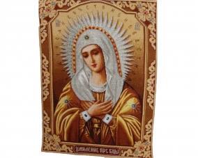 Вышитые православные иконы