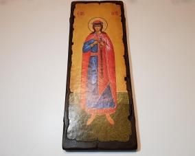 Мерная Икона Святого Давида –  Магазин Икон | Фотография 6