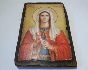 Икона Святой Емилии
