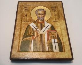 Икона Святителя Мартина