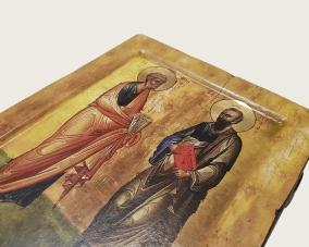Икона Петра и Павла –  Магазин Икон | Фотография 5