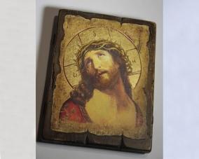 Икона Спасителя в терновом венце –  Магазин Икон | Фотография 1