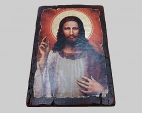 Икона Спасителя (Туринская Плащаница) –  Магазин Икон | Фотография 3