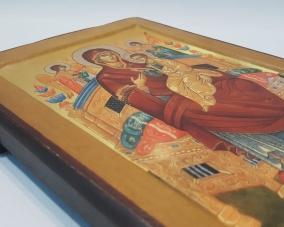 Икона Божией Матери Всецарица Ватопедская