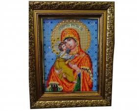Иконы Владимирской Богоматери бисером –  Магазин Икон | Фотография 2