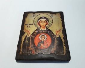Икона Божьей Матери Знамение –  Магазин Икон | Фотография 4