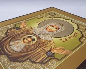 Икона Пресвятой Богородицы Знамение –  Магазин Икон | Фотография 4