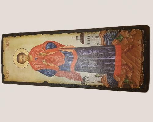 Мерная икона Тимофей Фиваидский –  Магазин Икон | Фотография 2