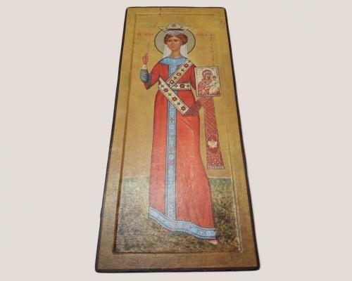 Мерная икона Царица Александра –  Магазин Икон | Фотография 3