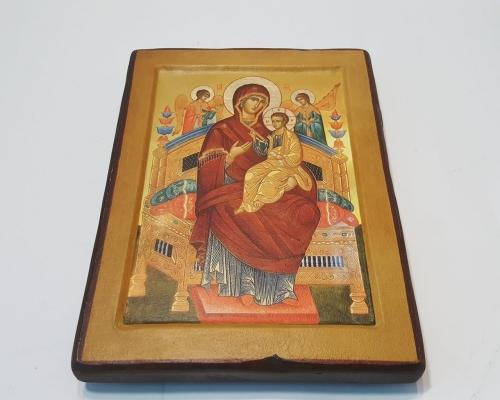 Икона Божией Матери Всецарица Ватопедская –  Магазин Икон | Фотография 4