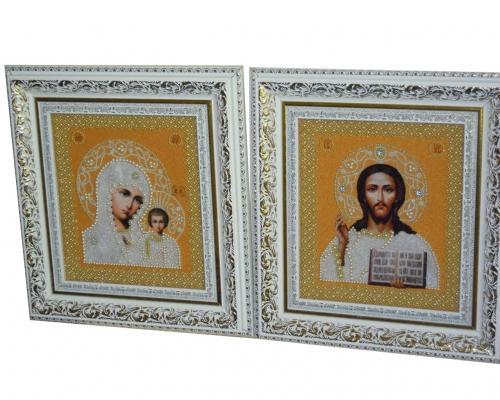 Венчальные иконы бисером –  Магазин Икон | Фотография 2