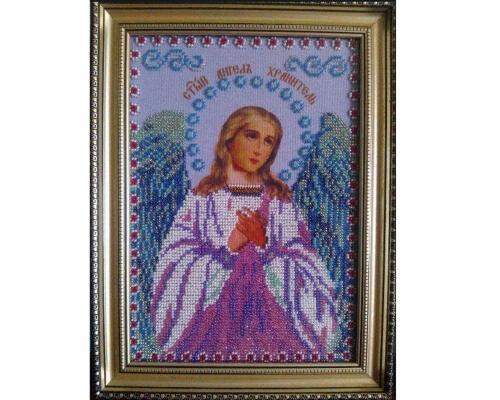 Иконы Ангел Хранитель бисером –  Магазин Икон | Фотография 3