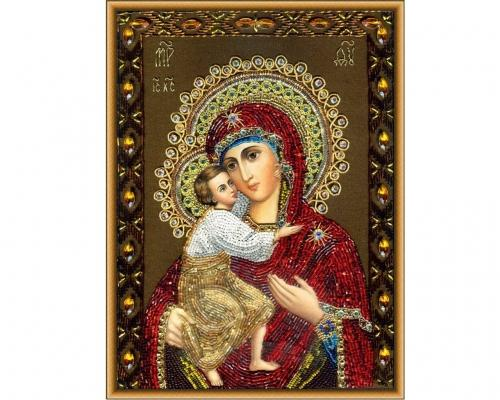 Иконы Владимирской Богоматери бисером –  Магазин Икон | Фотография 3