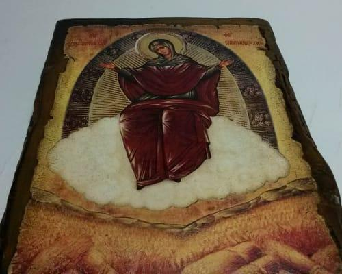 Ікона Богоматері Спорительниця хлібів