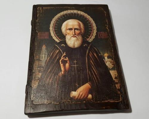 Икона Сергея Радонежского
