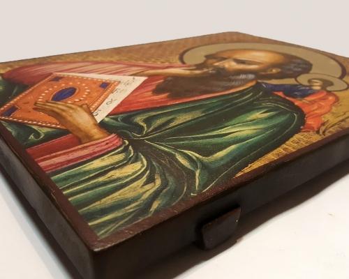 Икона Святого апостола и Евангелиста Иоанна Богослова –  Магазин Икон | Фотография 4