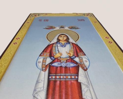 Мерная икона Злата Могленская –  Магазин Икон | Фотография 3