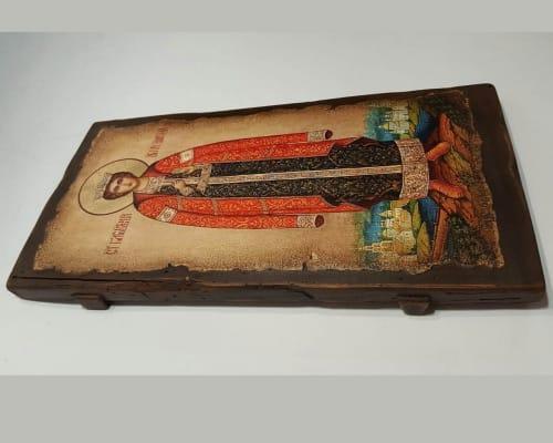 Ікона Дмитра Углицького і Московського