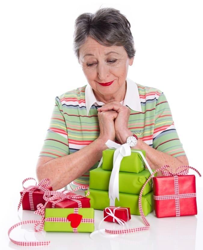 Хорошие подарки бабушке 906