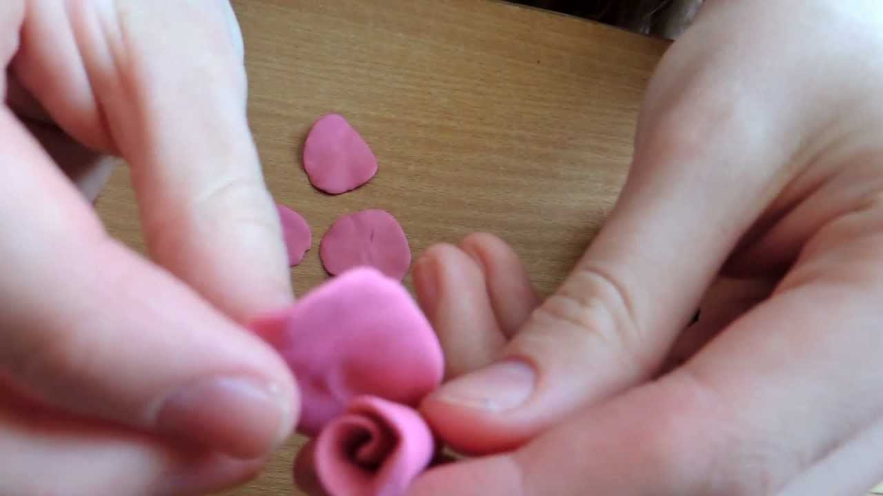 Подарок из пластилина своими руками