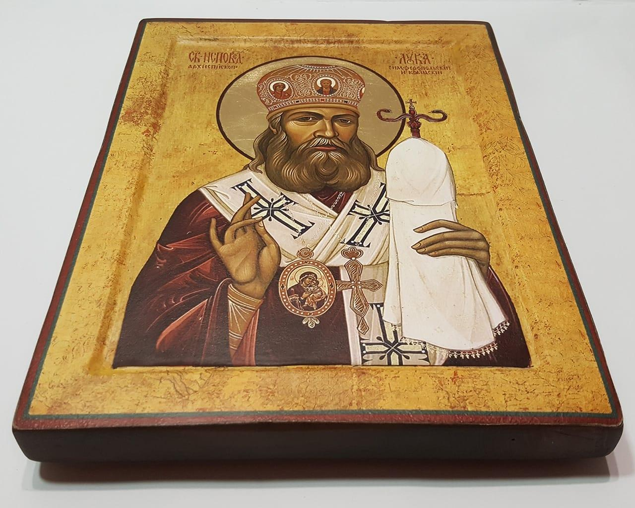 Ікона Святителя Луки Кримського на Ковчежній Дошці 1d3f2c9bd626d